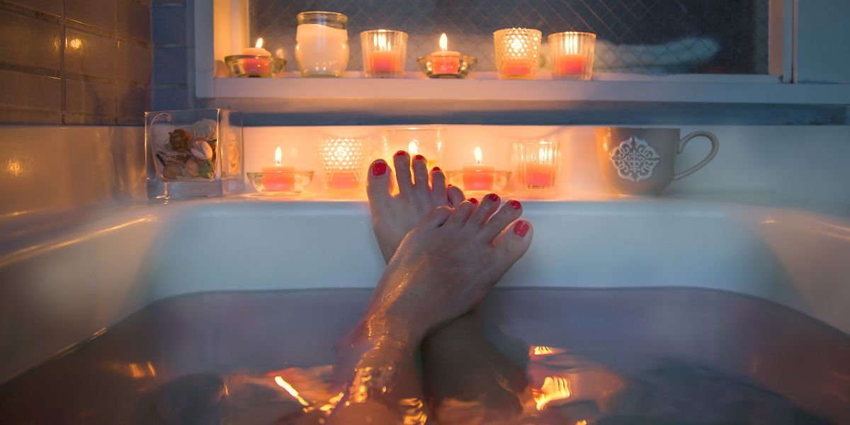Hot Baths May Help With Depression As Much As Regular Physical Exercise