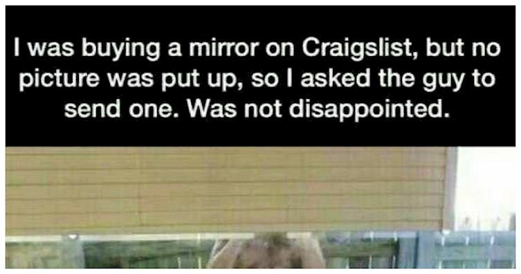 19 Hilarious Reflection Fails