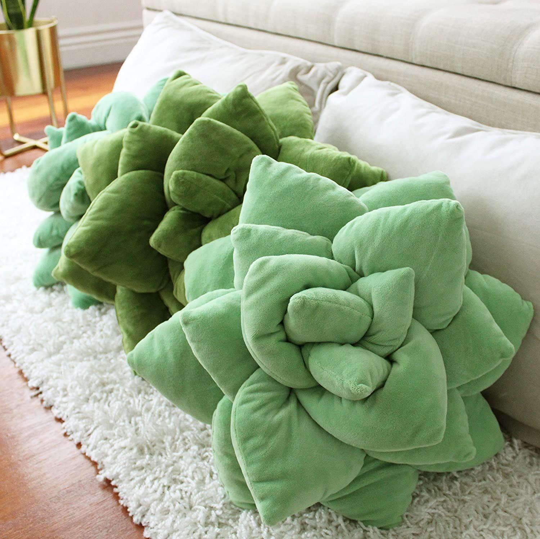 Succulent Pillows