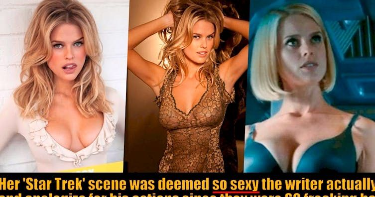 Alice eve sexy actress she out of league signed