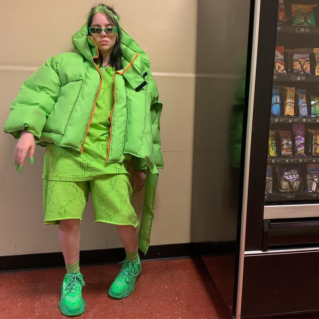 Billie Eilish Shared The Actual Reason Behind Her Decision To Wear