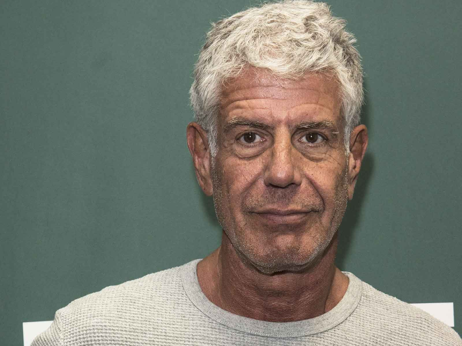 Anthony Bourdain Worth Just Over a Million Dollars at the