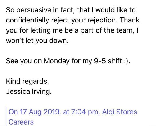 Replying To Rejection Letter from img.srgcdn.com