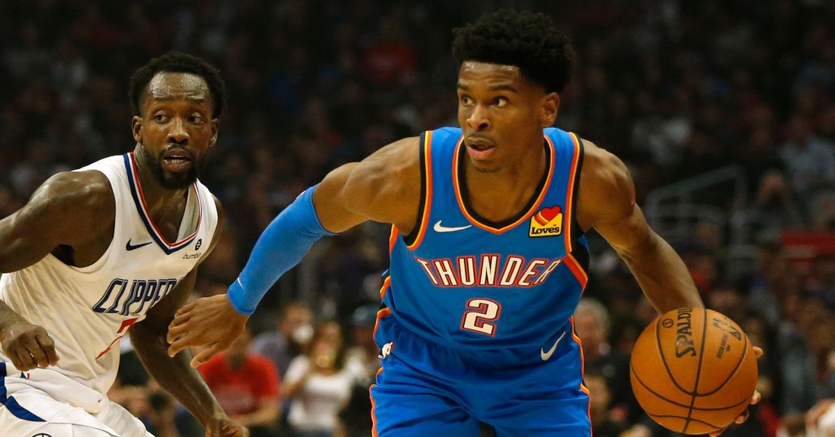 NBA Rumors: Knicks Could Acquire Shai Gilgeous-Alexander For Obi Toppin, Immanuel Quickley & Three 1st-Rounders In Proposed Blockbuster