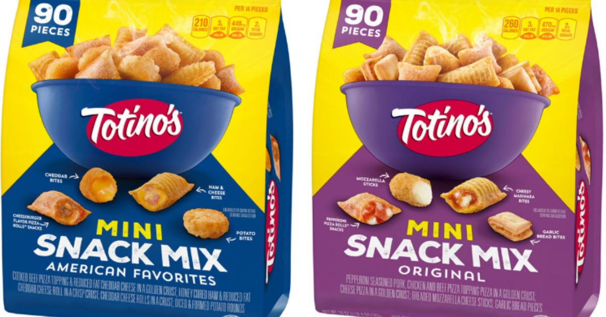 Totinos New Snack Mix Combines Pizza Rolls With Other