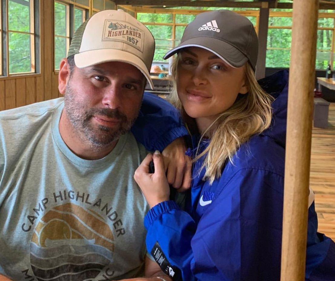 Randall Emmett and Lala Kent visit Camp Highlander in North Carolina.