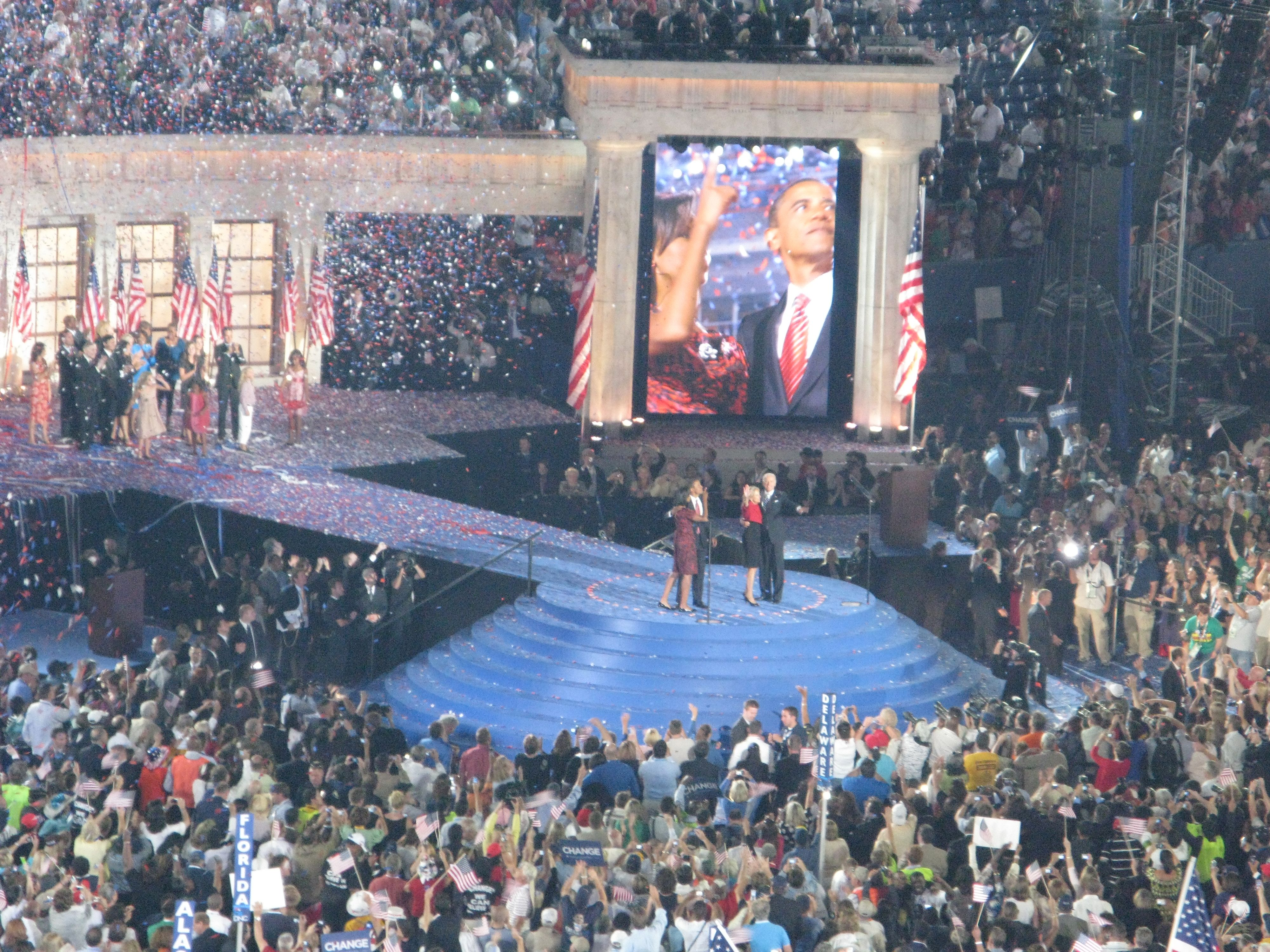 The 2012 Democratic National Convention