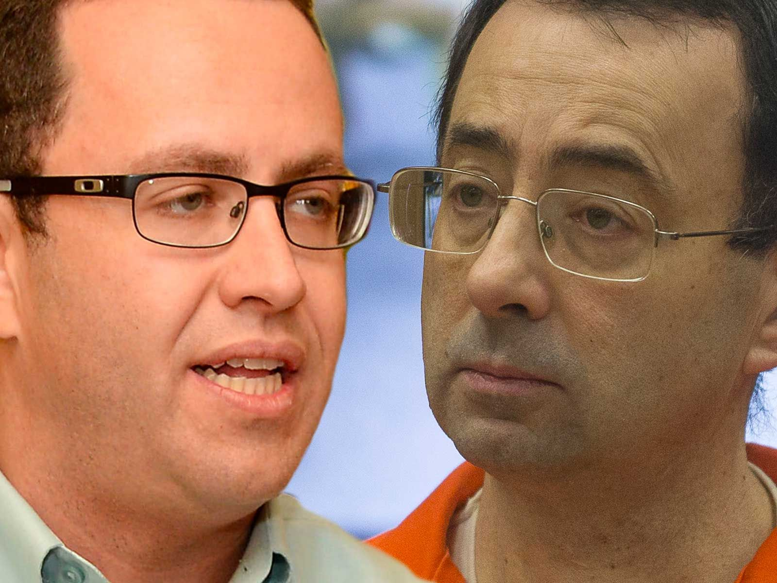 Jared Fogle: Larry Nassar Is Way Worse Than Me