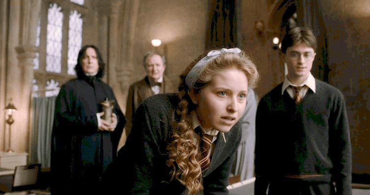12 'Harry Potter' Characters Who Were Recast