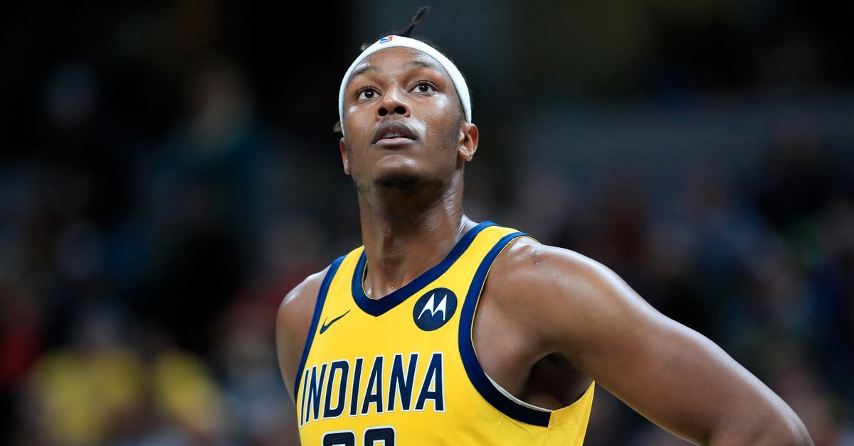 NBA Rumors: Wizards Could Sacrifice Deni Avdija To Acquire Myles Turner From Pacers This SUmmer