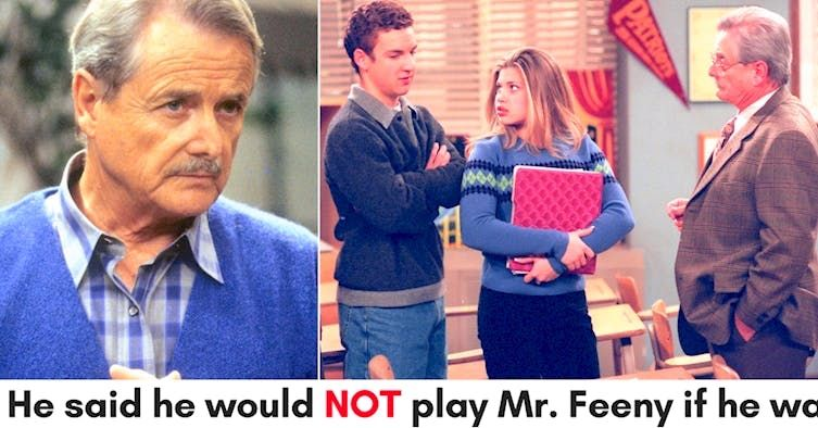 15 Facts About William Daniels, AKA Mr. Feeny