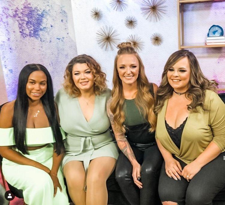 The cast of 'Teen Mom OG'