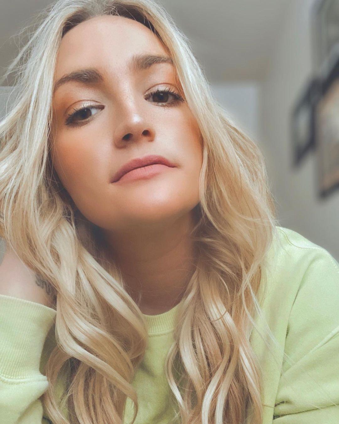 Jamie Lynn Spears home selfie