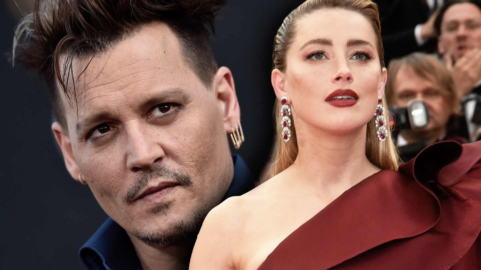 Amber Simpson Videos johnny depp and amber heard going to trial in defamation case