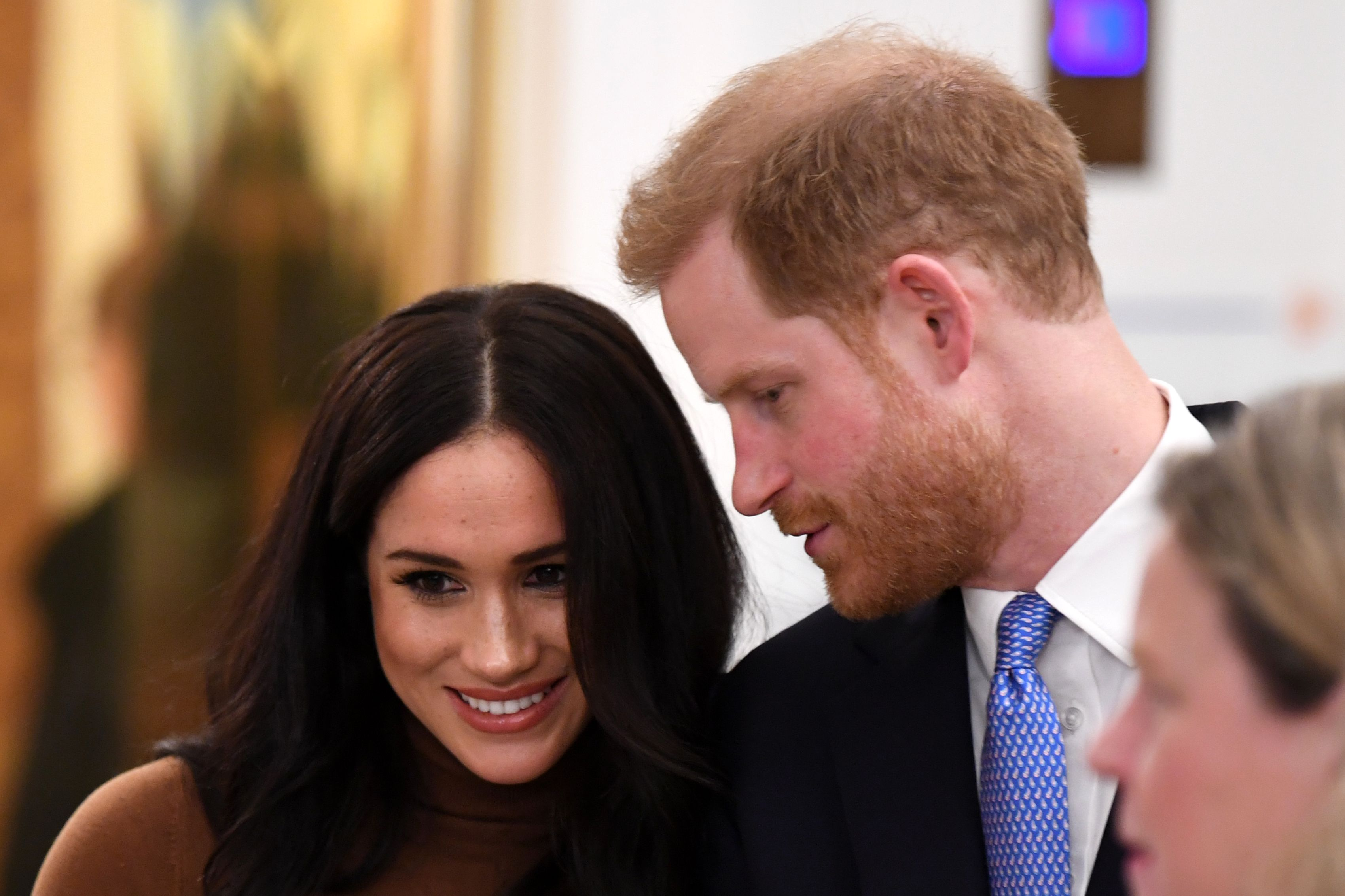Meghan Markle and Prince Harry in Canada