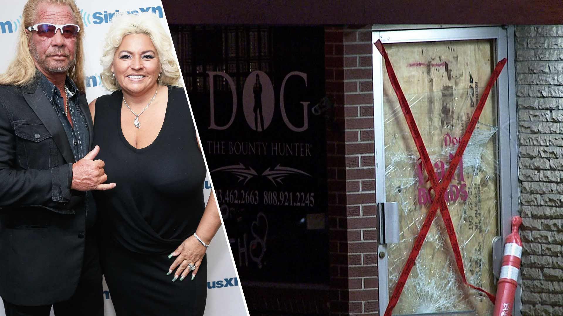 Dog The Bounty Hunters Colorado Store Burglarized Beths