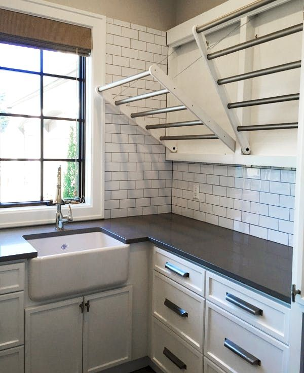 8 Laundry Room Designs That Make