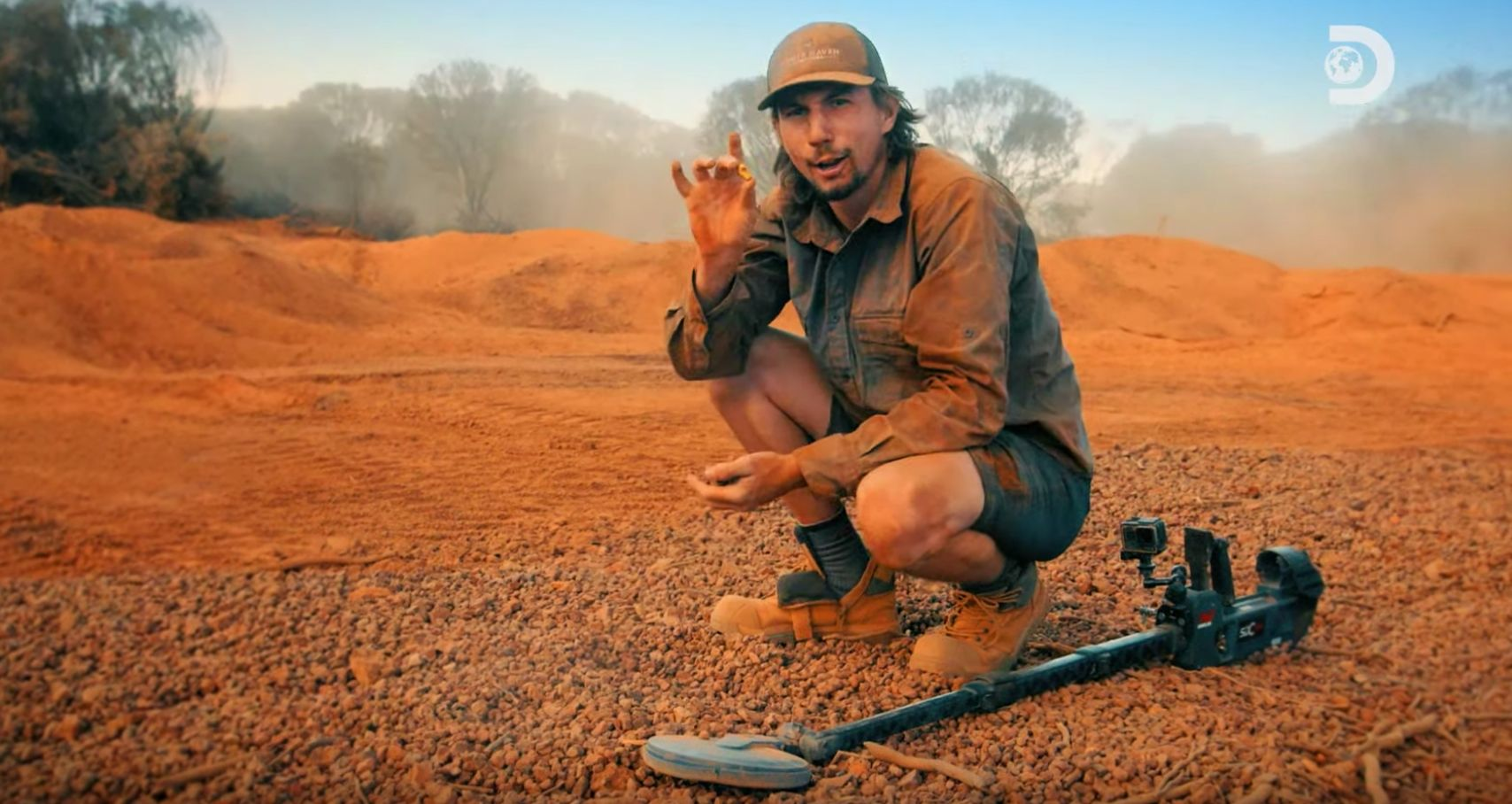 Gold Rush Parker Schnabel May Have Struck It Rich In Australia Footage Shows