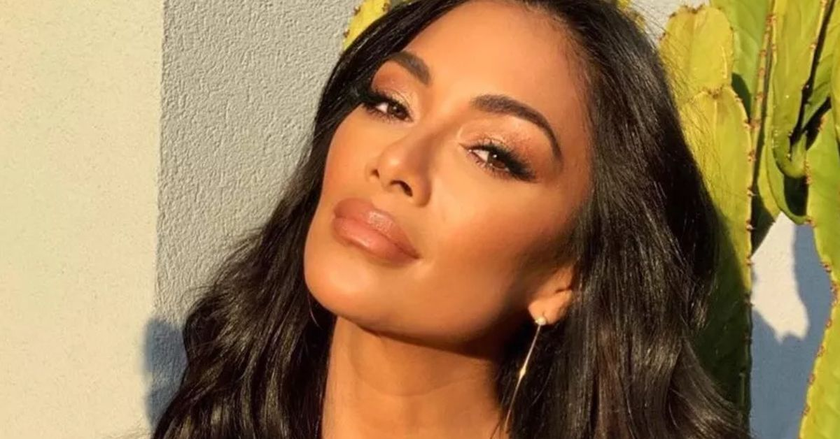 SWNxV0FCNjFwOTkxVWIyblB2MUQuanBn Nicole Scherzinger Receives Fire Response To Bikini Dance With 8216 Super Engaged 8217 Boyfriend 8211 The Blast