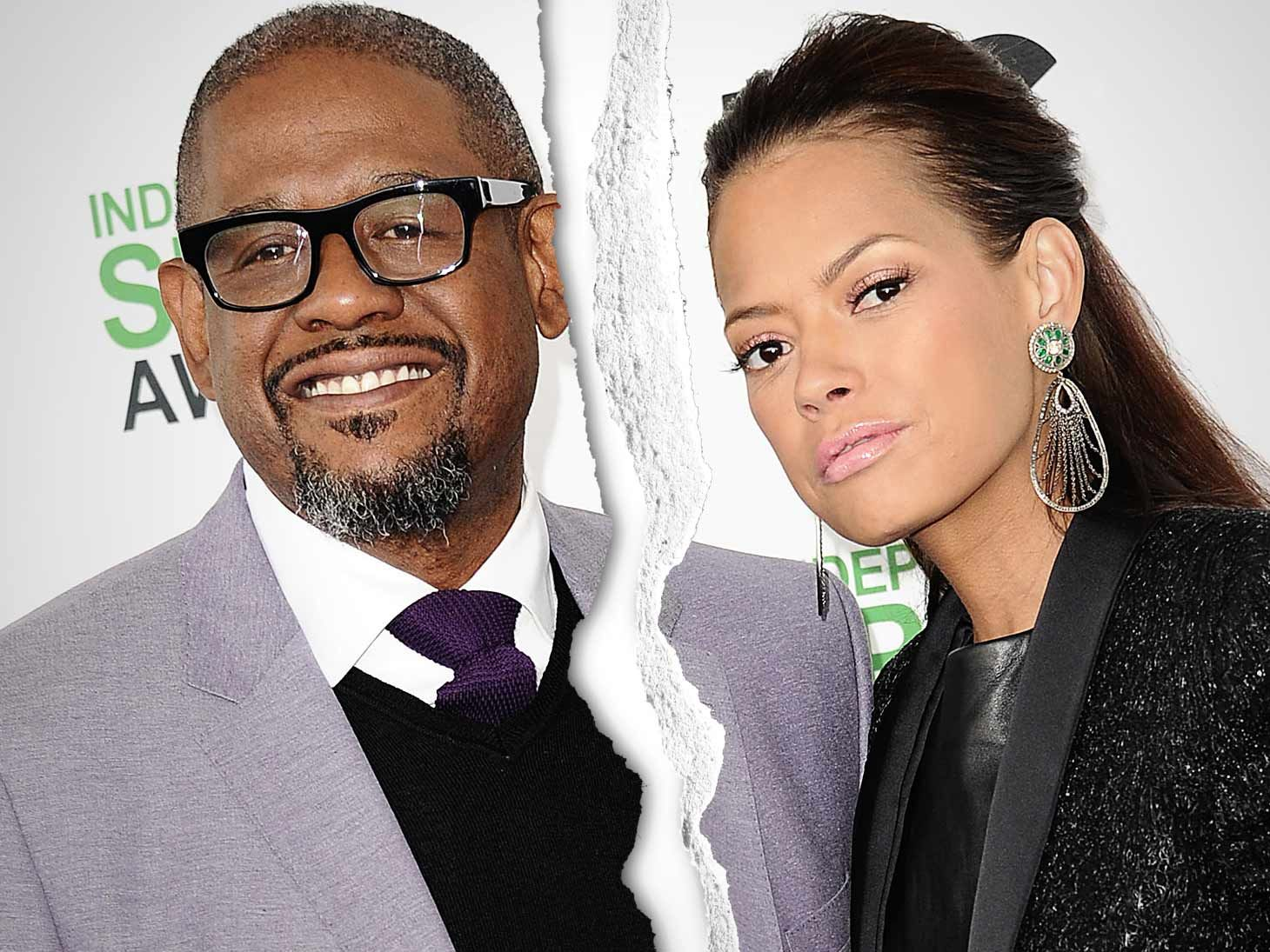 Christmas Abbott Married.Forest Whitaker Files For Divorce After 22 Years Of Marriage