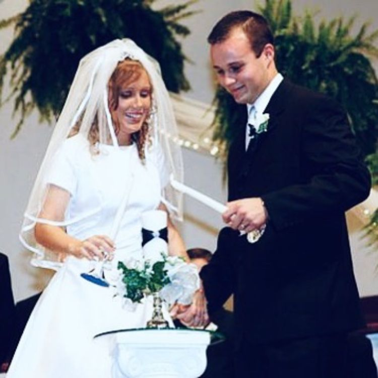 Josh Duggar S Marriage Has Been Rife With Issues From The Beginning