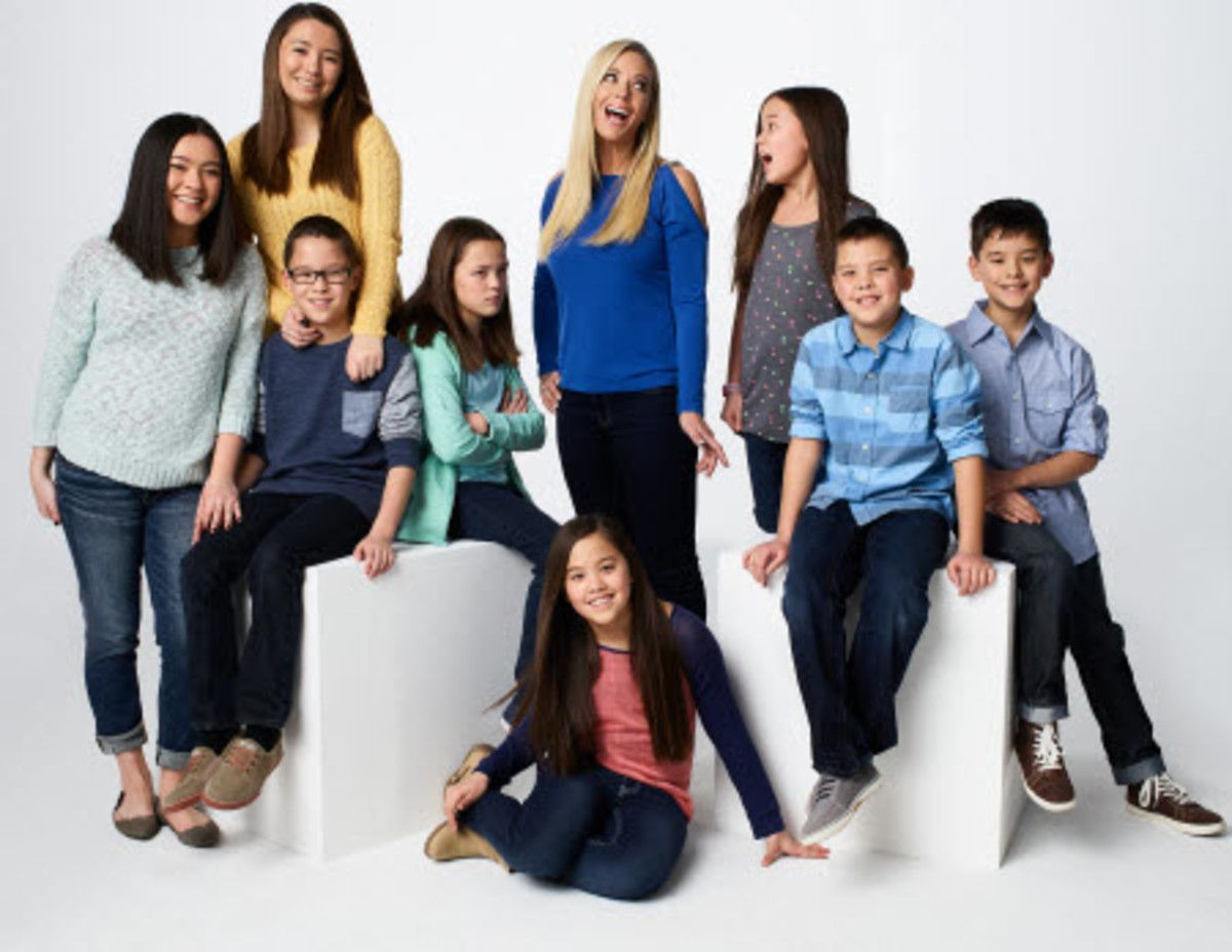Movie Poster For Kate Plus Eight
