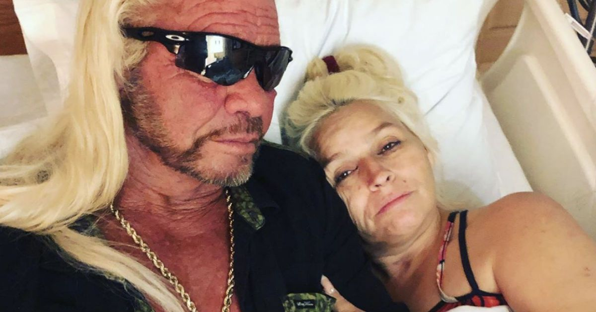 Dog The Bounty Hunter Posts Pic of Wife As Cancer Spreads To Her
