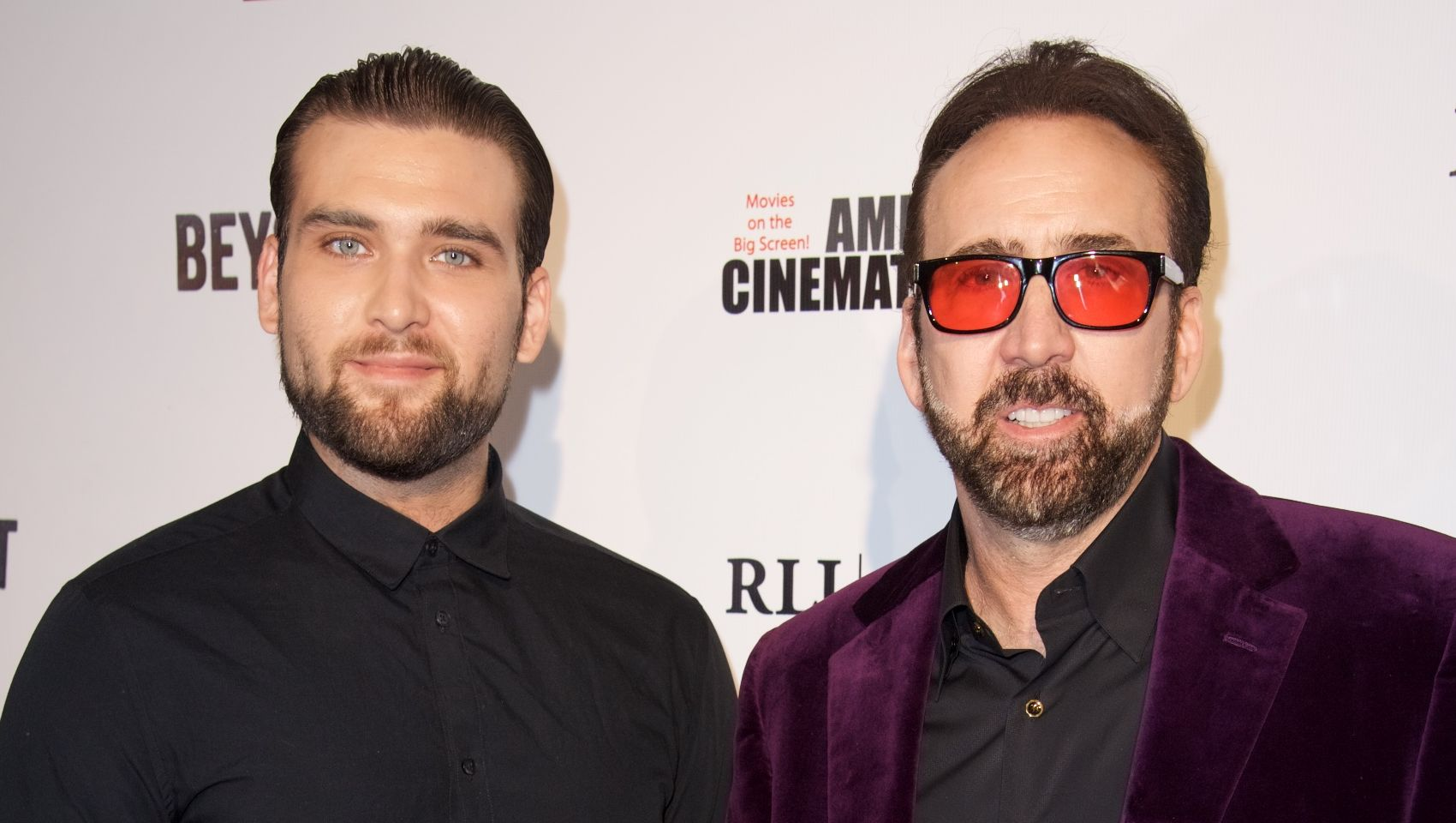 Family Nicolas Cage Kids