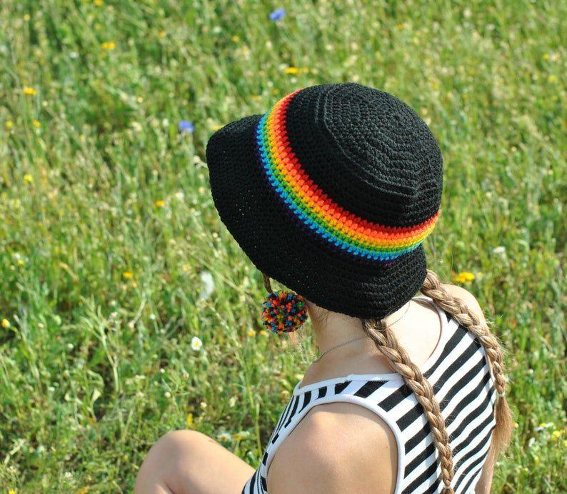 Crochet Bucket Hats