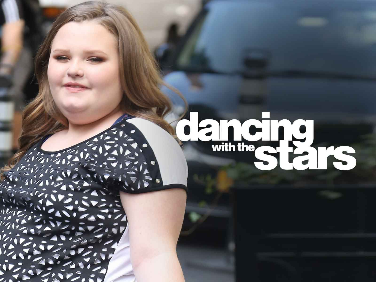 Honey Boo Boo Joins The Cast Of Dancing With The Stars