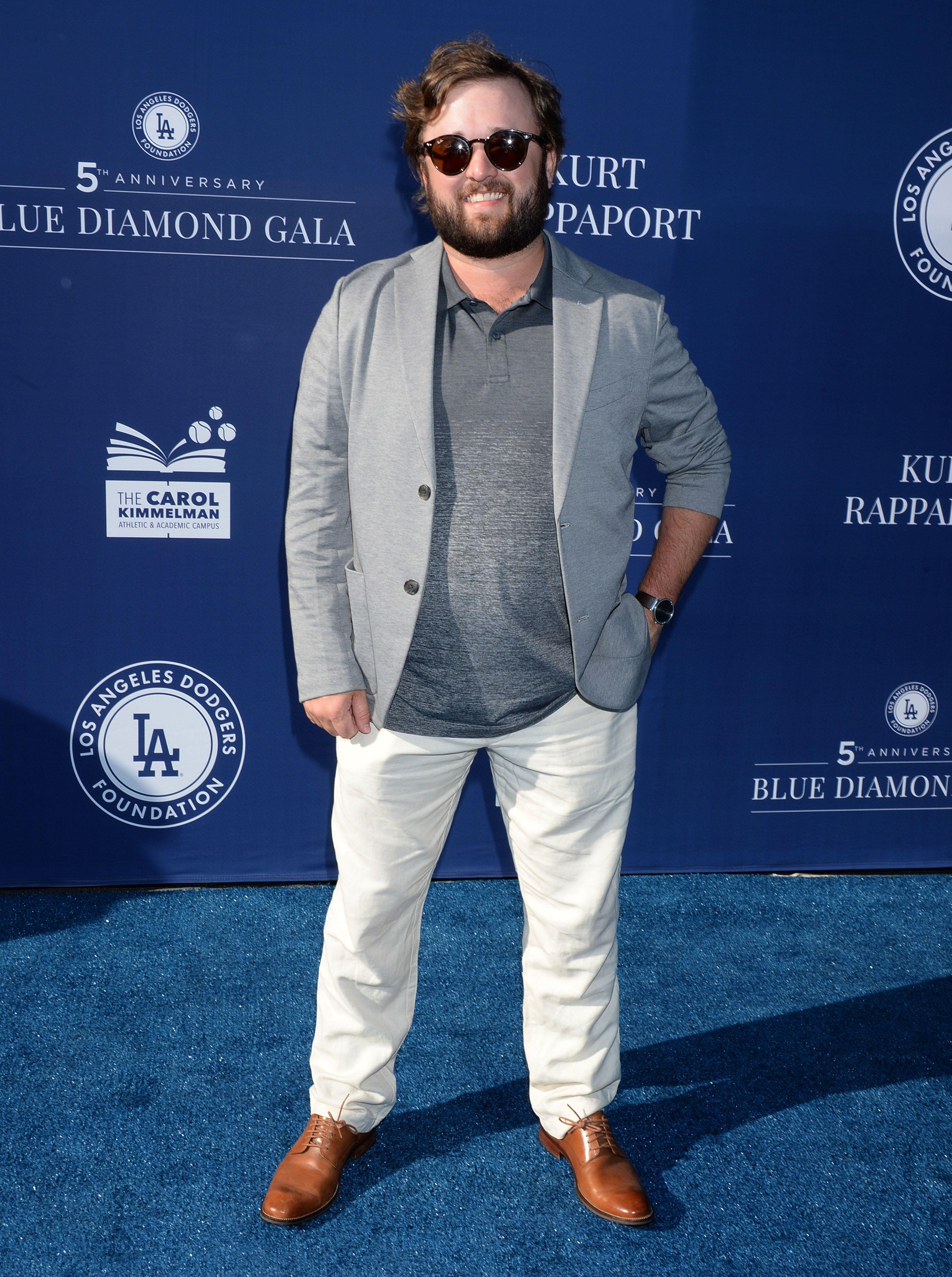Bruno Mars Brings Down the House at LA Dodgers' Blue Diamond