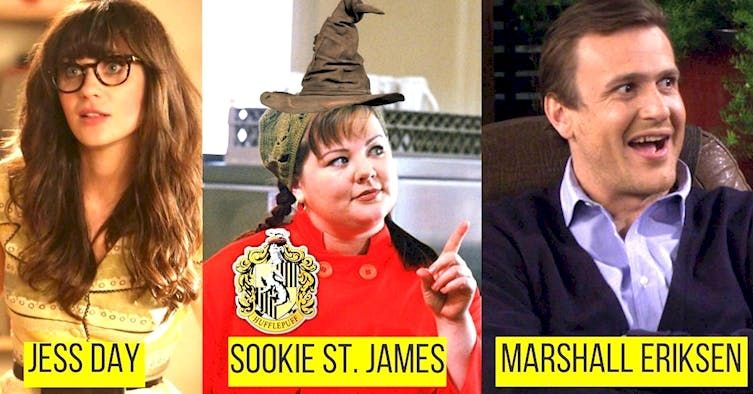 TV Characters The Sorting Hat Would Definitely Put In Hufflepuff