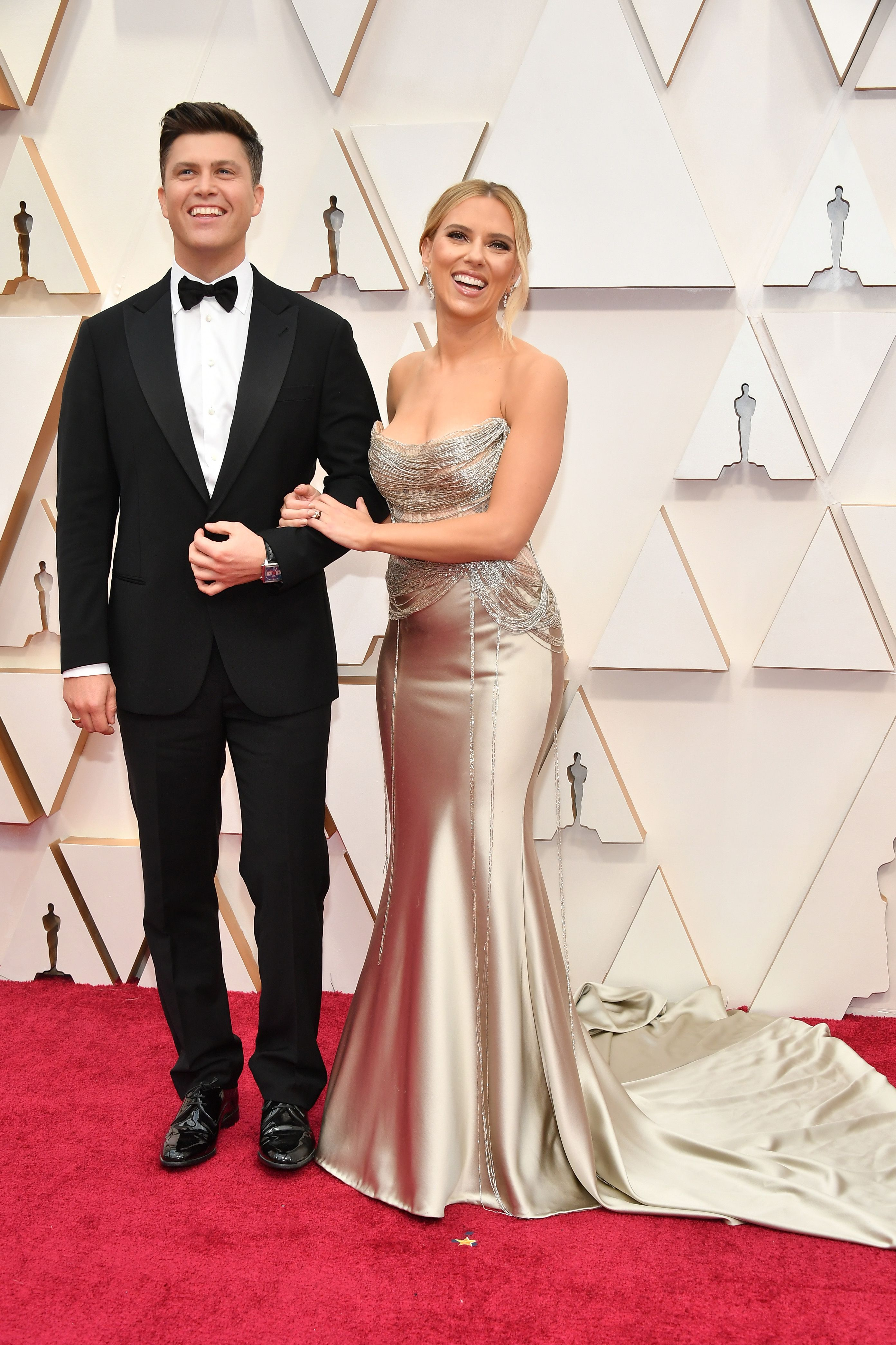 Scarlett Johansson Reveals The One Thing She Fiance Colin Jost Do Not Agree On