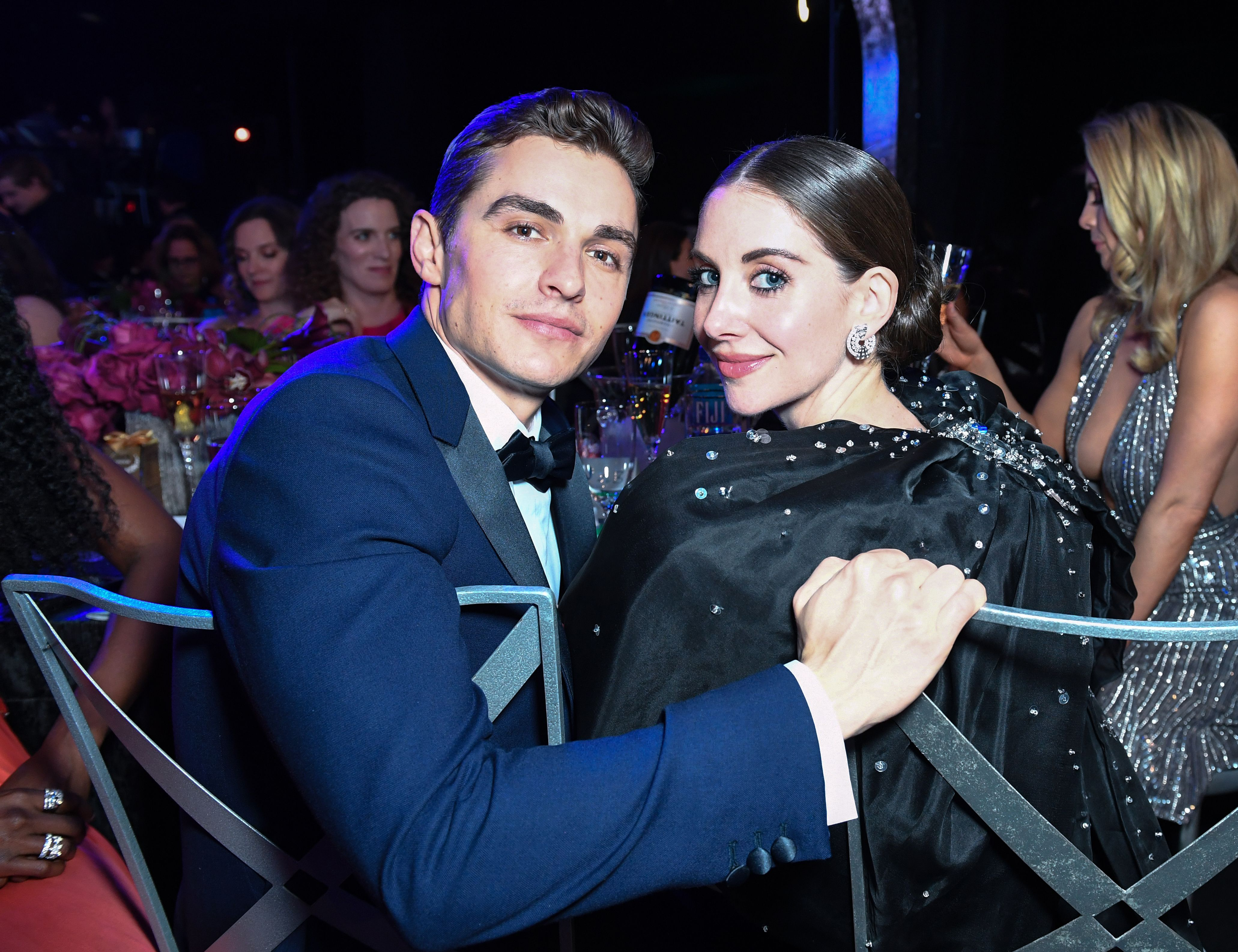 Alison Brie Says She Met Husband Dave Franco During Weekend Of Drugs And Sex