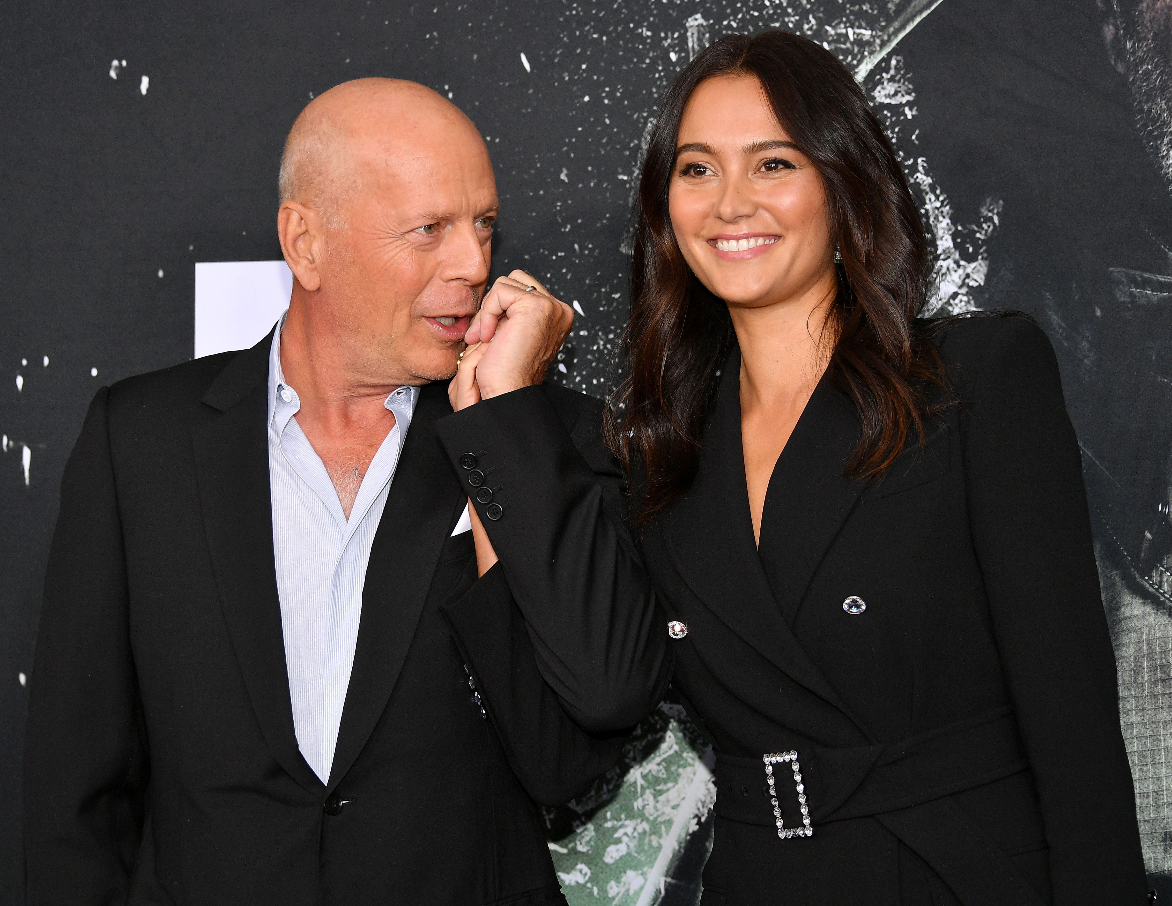 Bruce Willis Isolating With Ex Demi Moore Fans Angry For Emma Heming