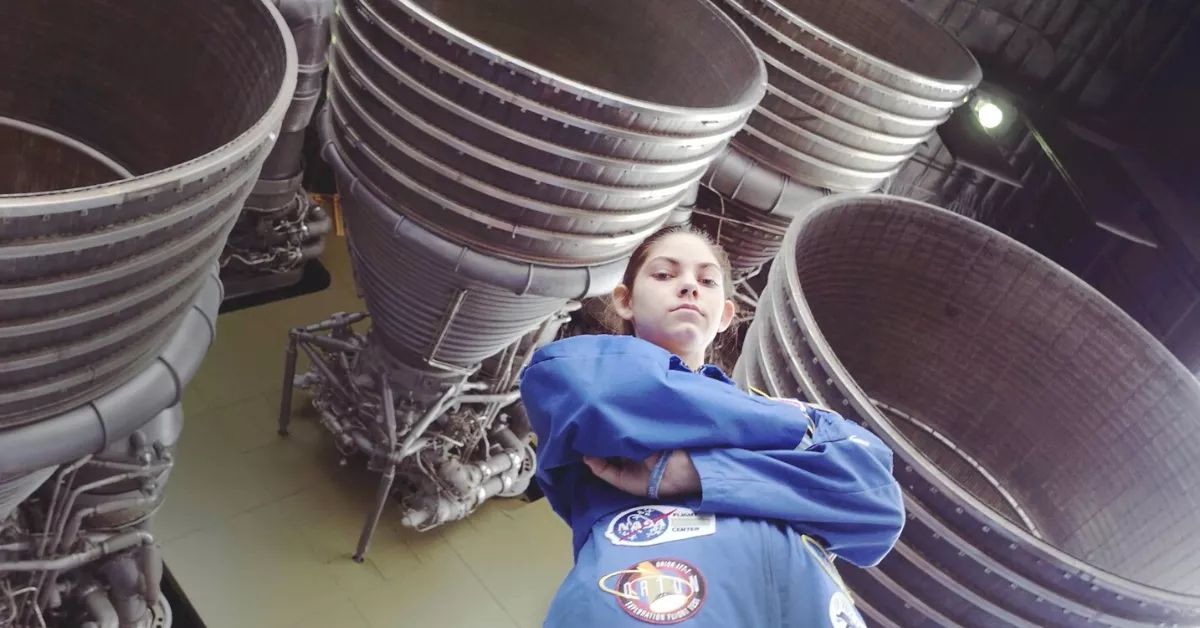 19-Year-Old Has Already Been To Every NASA Space Camp, Wants To Be First On Mars