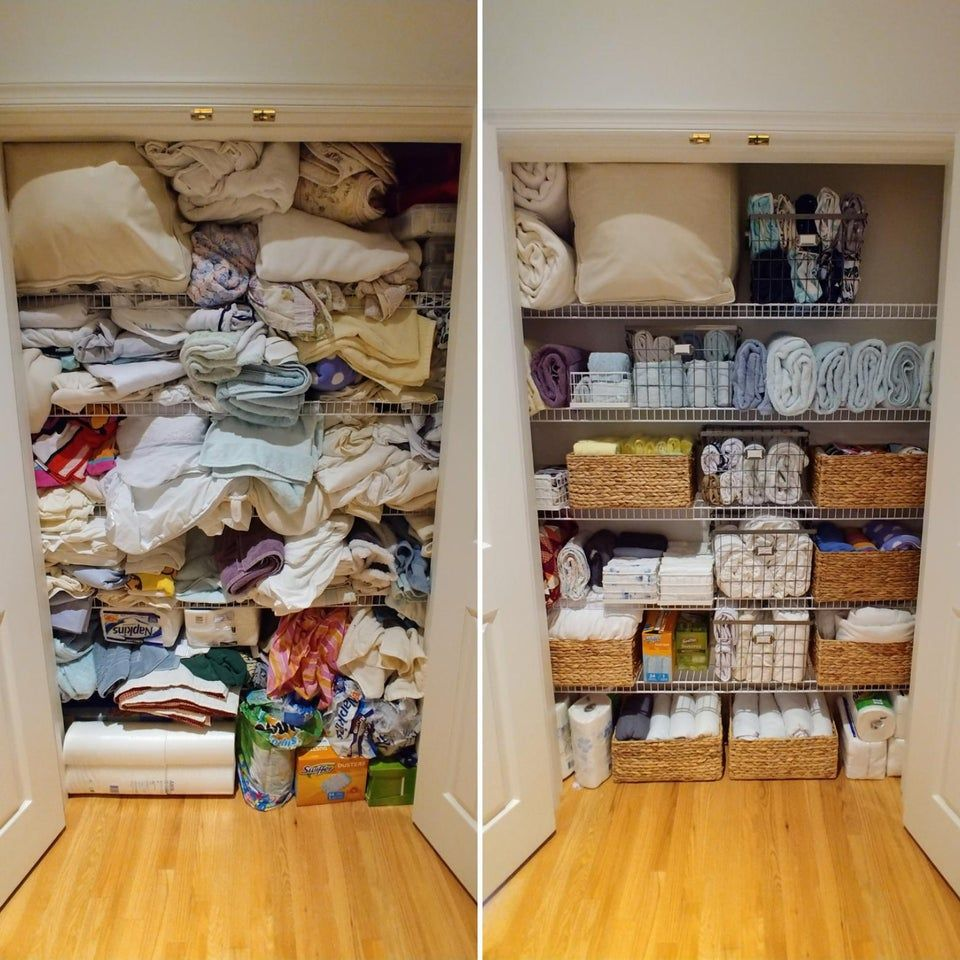 22+ Pics Of Room Organization Makeovers That Marie Kondo Would