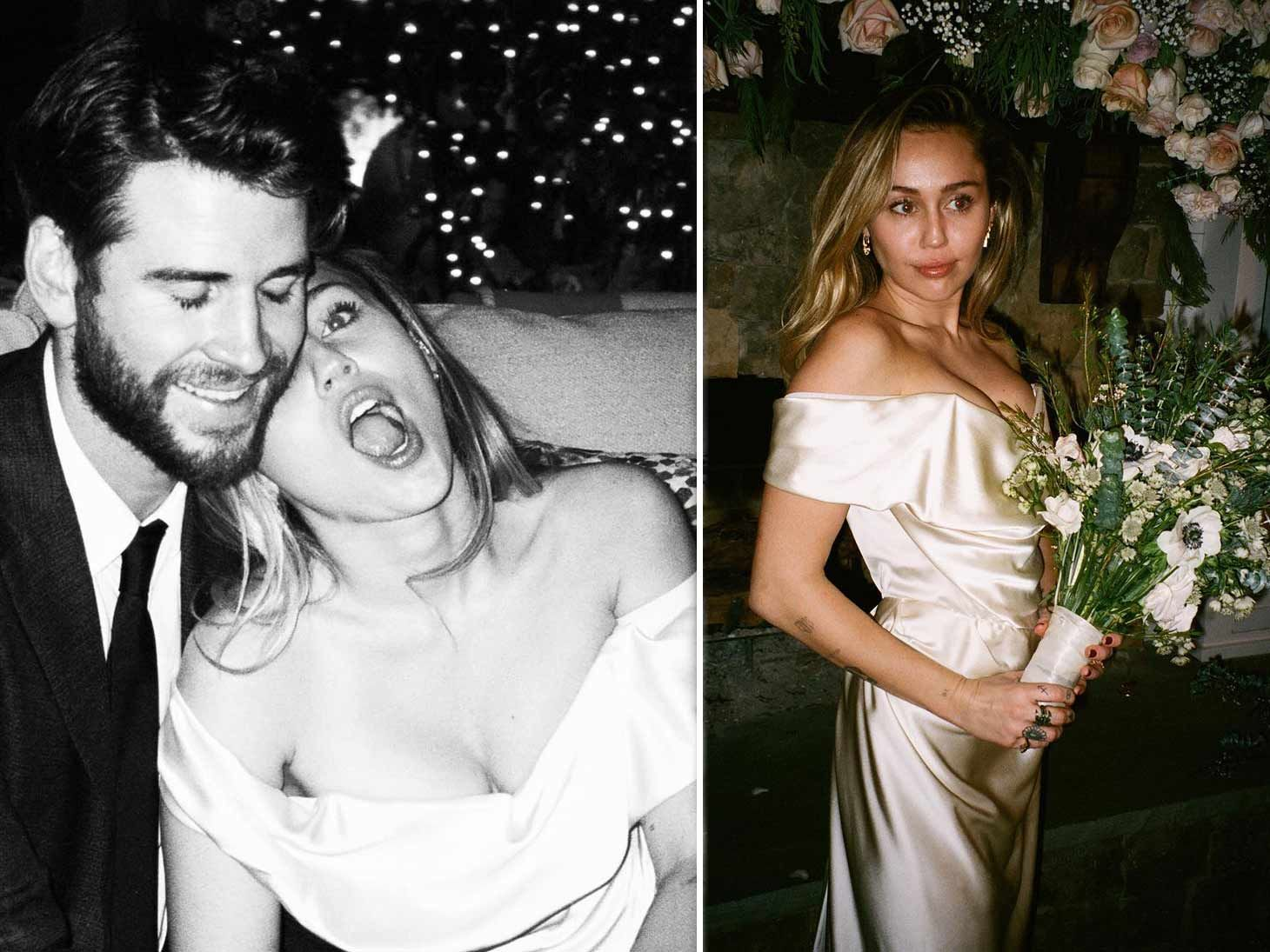 Liam Hemsworth Opens Up About Wedding As Miley Cyrus Shows Never
