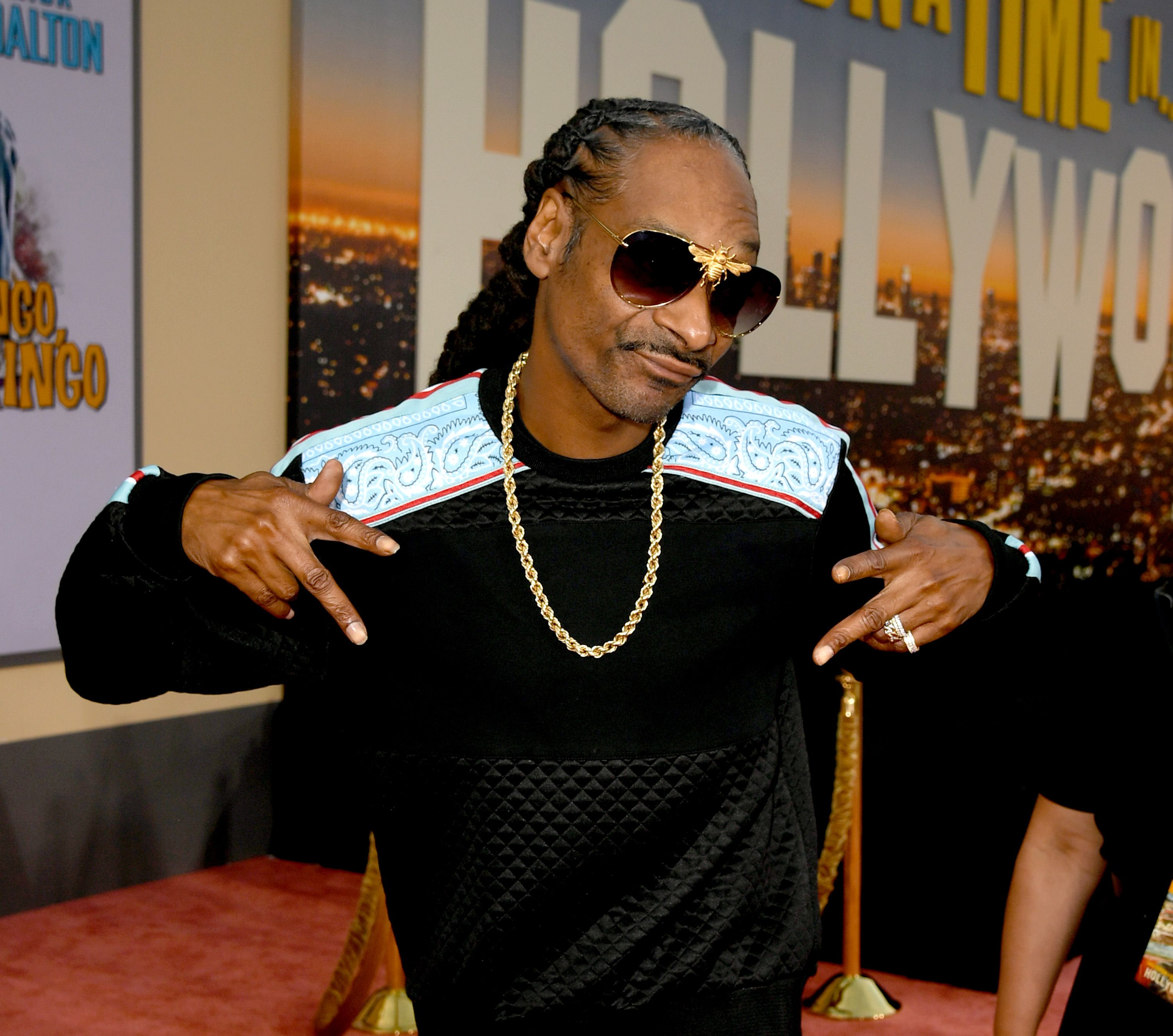 Rapper Snoop Dogg plans to clear the air about Kobe Bryant controversy with Gayle King
