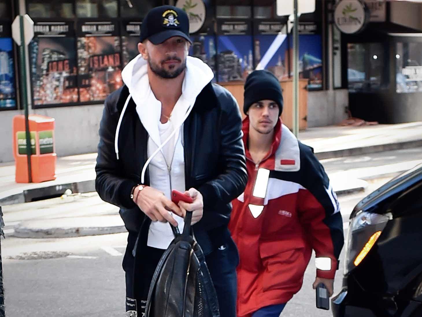 Justin Bieber Gets Spiritual Healing With Pastor Carl Lentz