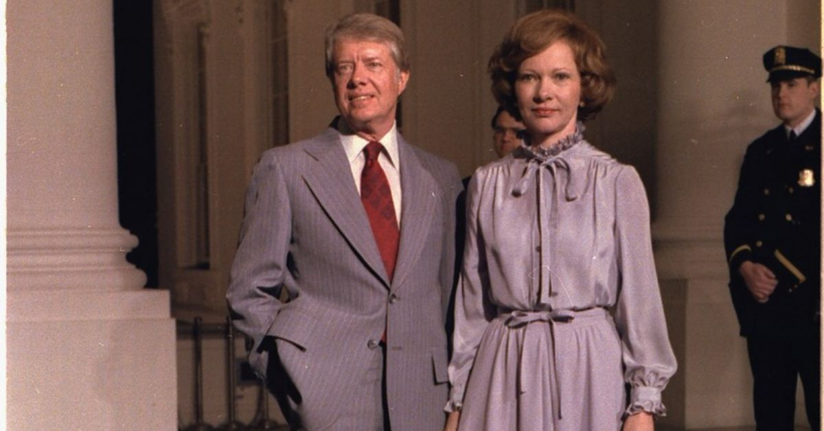 jimmy and rosalynn carter marriage