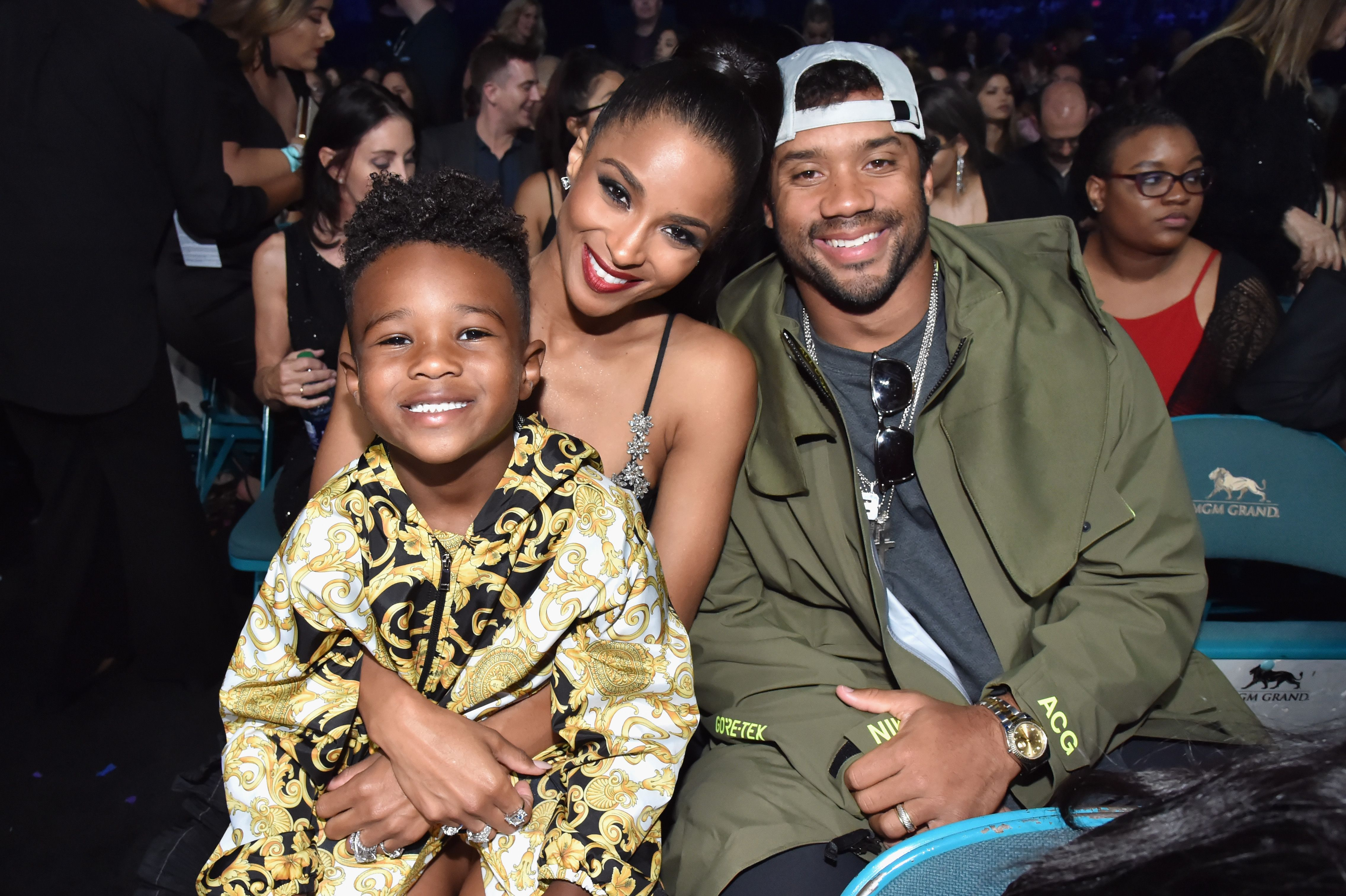 How Many Kids Does Ciara Have With Russell Wilson