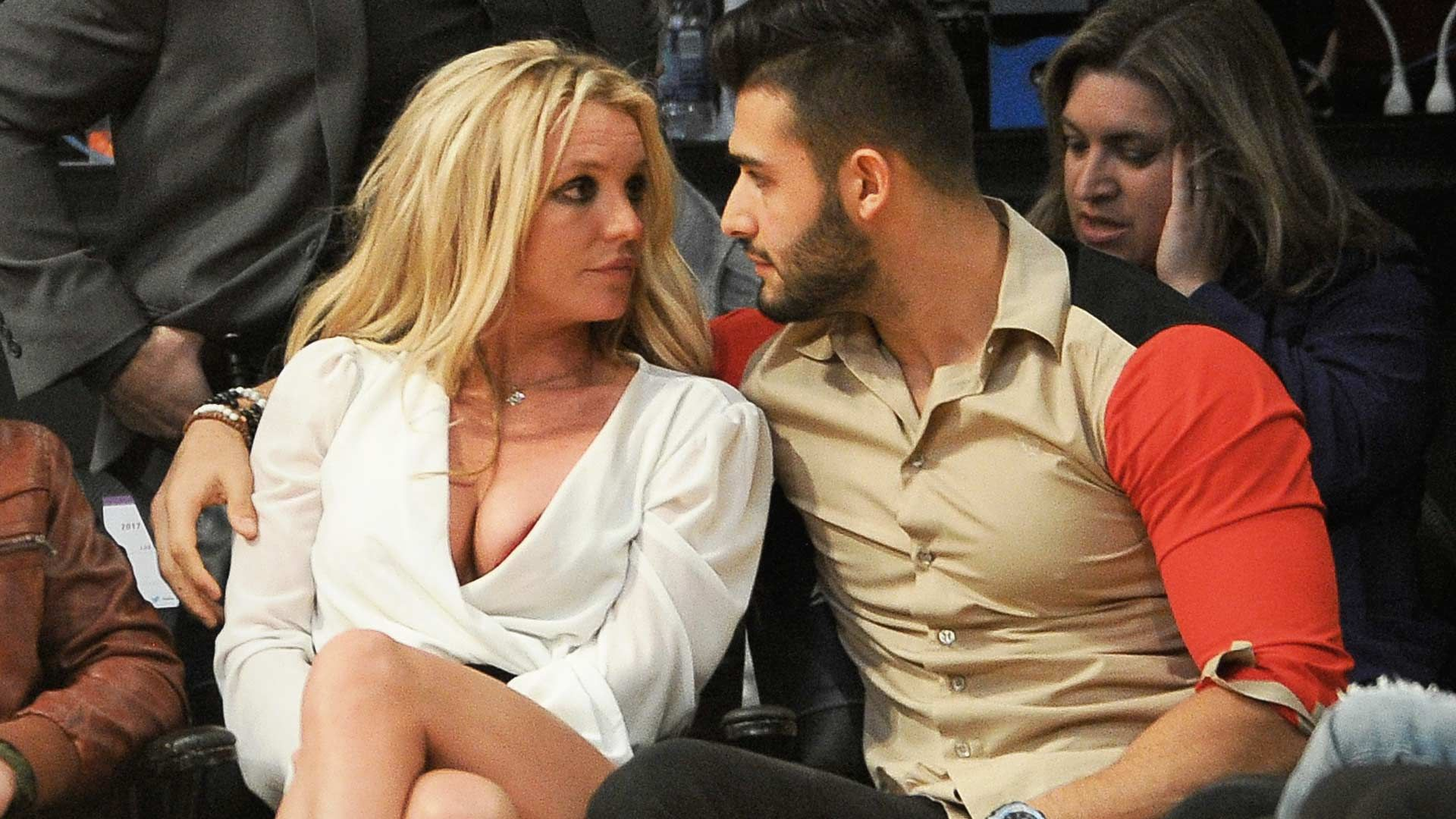 Britney Spears & Sam Asghari Still Going Strong, Talking During Treatment  in Mental Health Facility