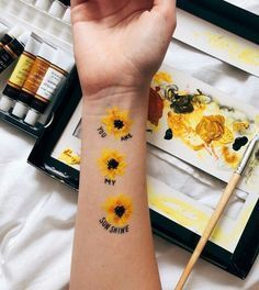 Body Painting Is The Temporary Alternative To Tattoos Taking Over Social Media
