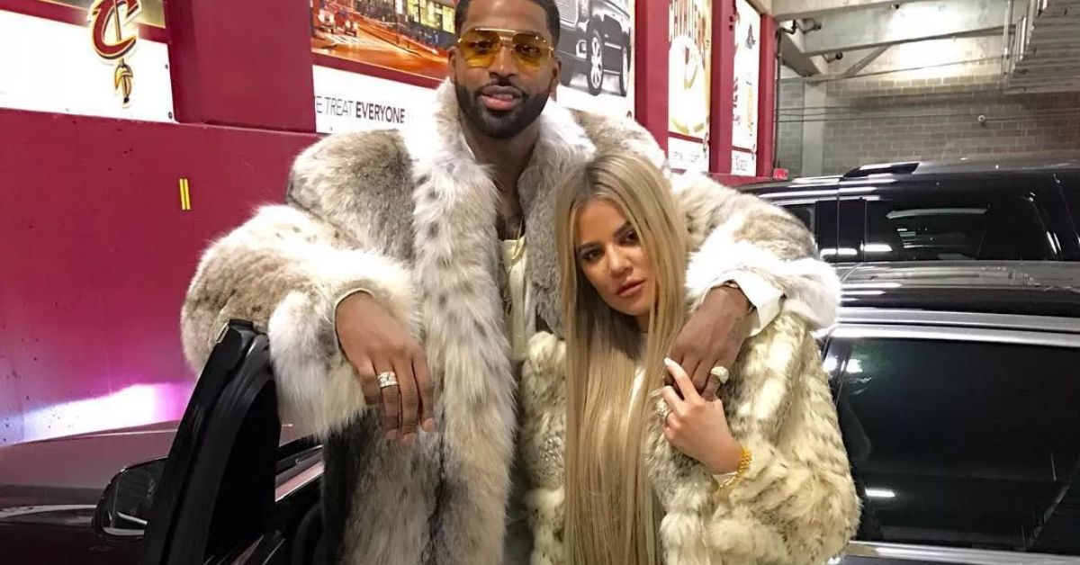 Khloe Kardashian Gets Touching Birthday Message From Tristan Thompson -- I Thank God For You! - The Blast