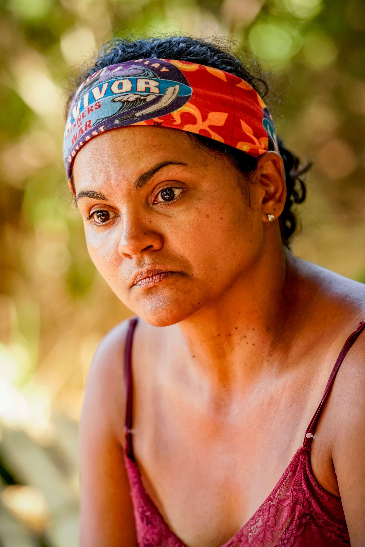 "Sandra Diaz-Twine won the reality show ""Survivor"" twice. She recently quit ""Survivor: Winners at War."""