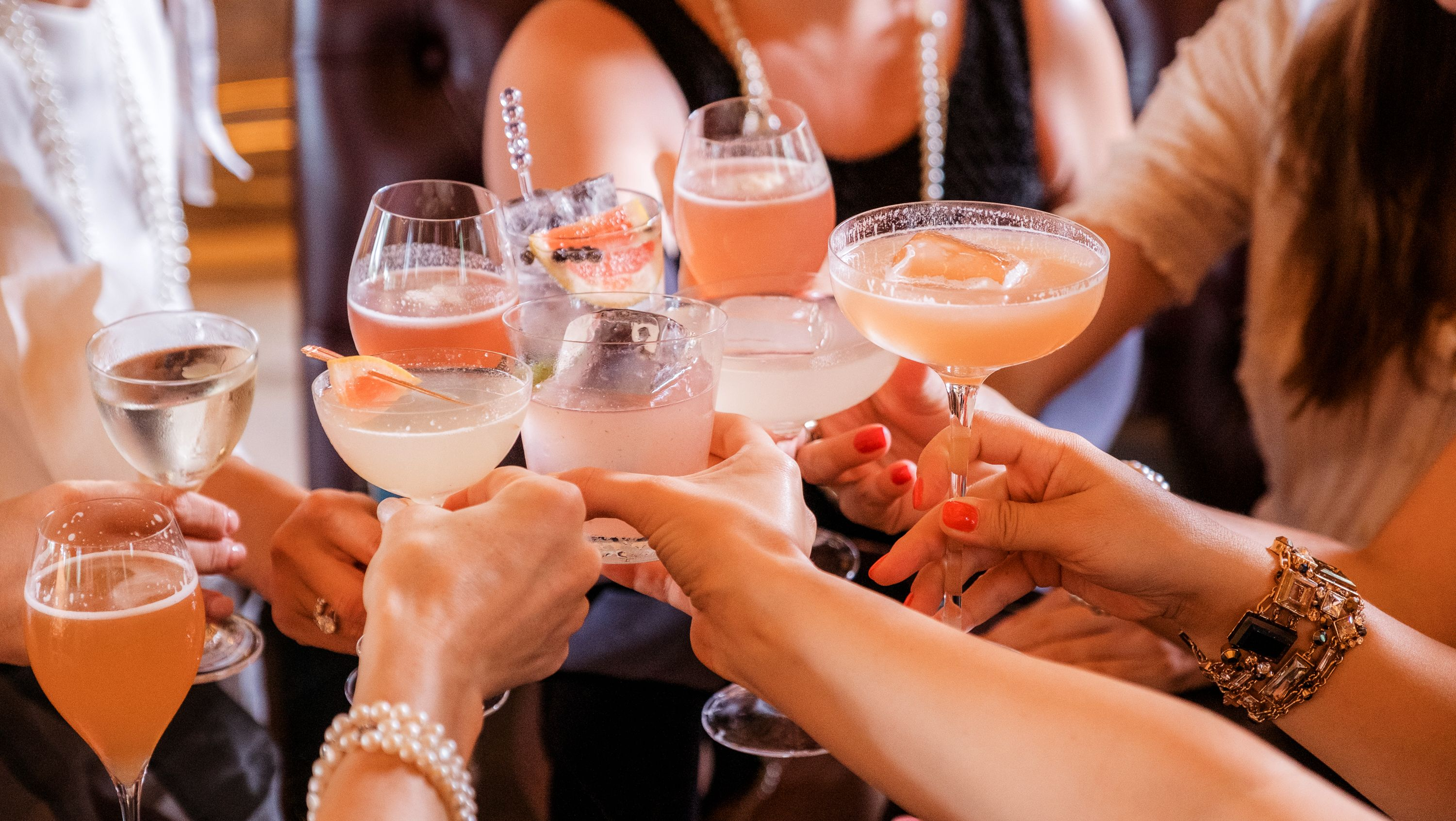 Say cheers to the fun, minus the booze buzz