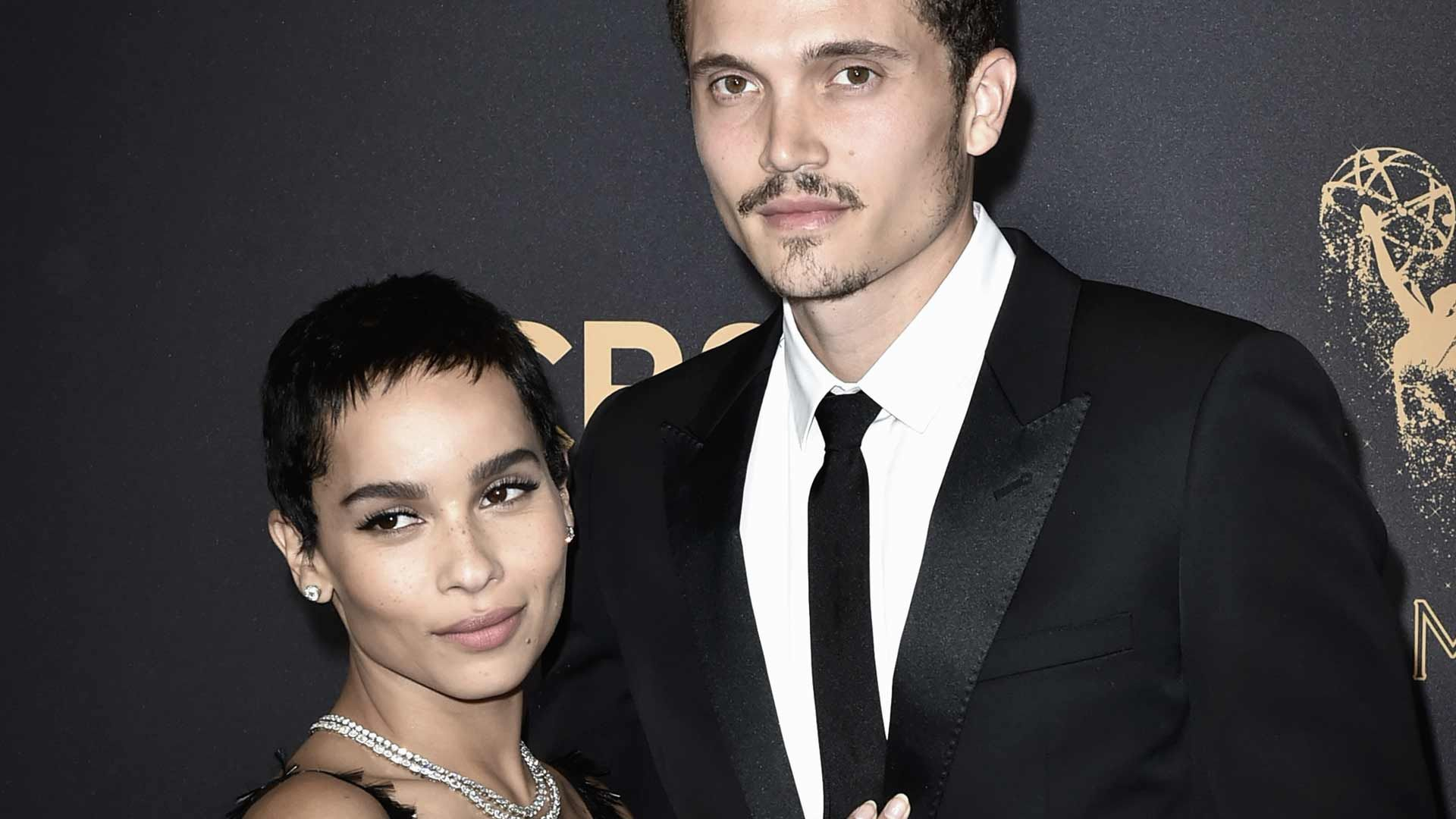 Bll Star Zoe Kravitz Gives Husband Shout Out For 1st Time
