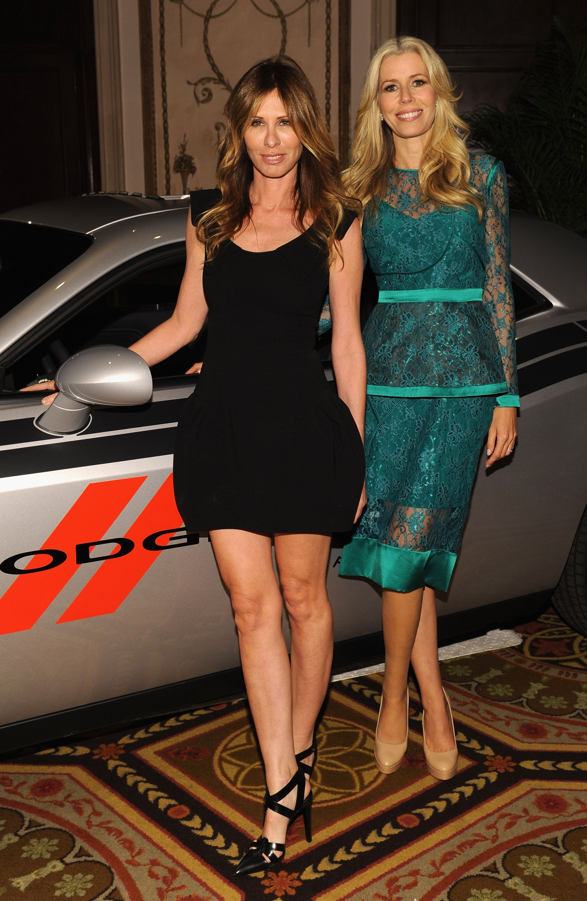 """Carole Radziwill and Aviva Drescher were close during their initial days on """"The Real Housewives of New York."""""""