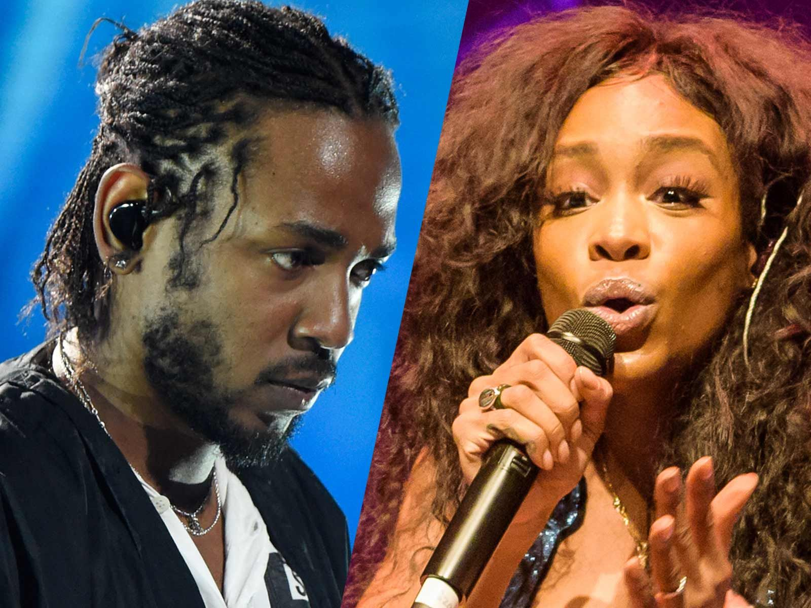 Kendrick Lamar And Sza Deny Ripping Off Black Artist For Black Panther Music Video